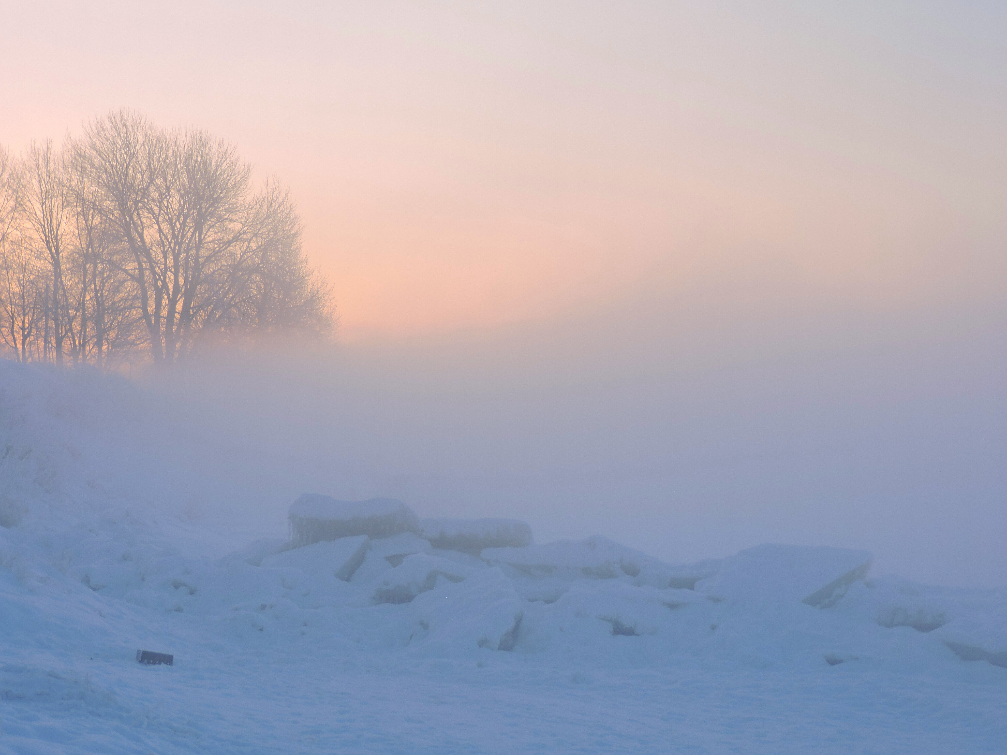 Floating In Twilight Winter Haze Like >> Https Www Smithsonianmag Com Photocontest Detail Natural World