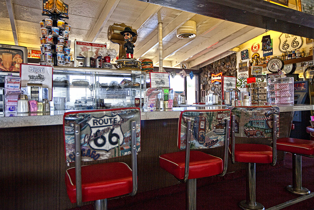 Chairs In Mickeys Dairy Bar Pay Homage >> Https Www Smithsonianmag Com Photocontest Detail American